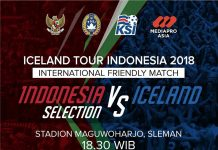 Indonesia Selection, Islandia