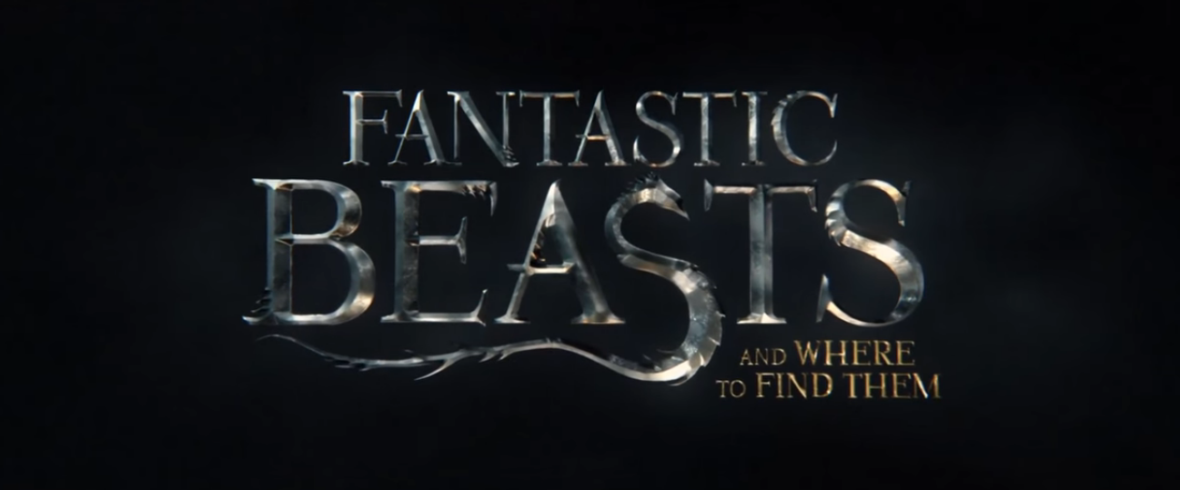 Poster Film Fantastic Beasts and Where to Find Them