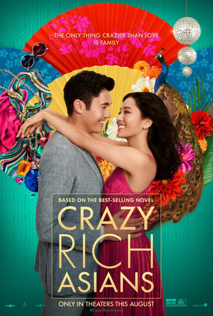 Poster Film Crazy Rich Asians