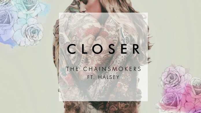 Closer - The Chainsmokers ft. Halsey