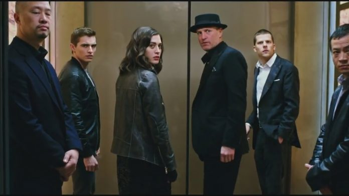 Film Now You See Me 2